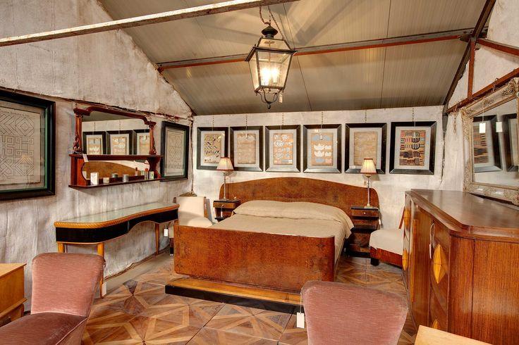 Il fascino di un arredamento in stile vintage. Come arredare una camera da letto in stile vintage? Idee, consigli, progetti d'arredo di ambienti vintage secondo lo stile #RiccardoBarthel
