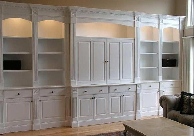 23 best ideas about built in 39 s on pinterest cabinets built ins and media center. Black Bedroom Furniture Sets. Home Design Ideas