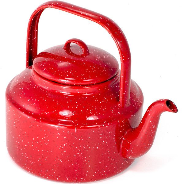 Red Tea Kettle ~ Images about red dishes on pinterest