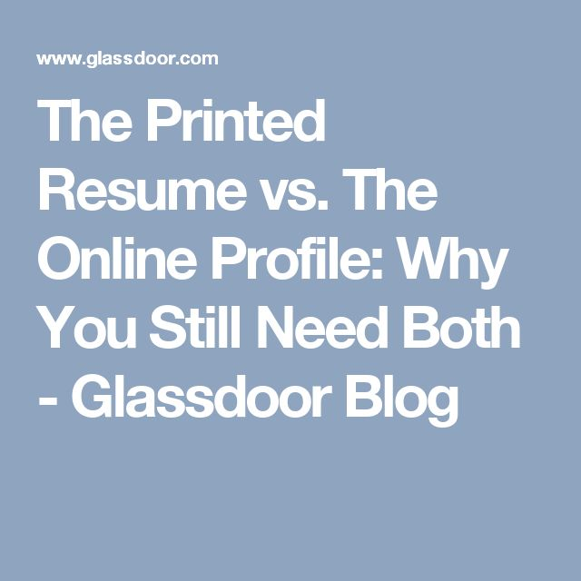 37 best Career images on Pinterest Career, Job interviews and - dice resume