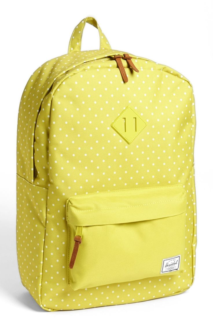 The cutest back to school backpack.