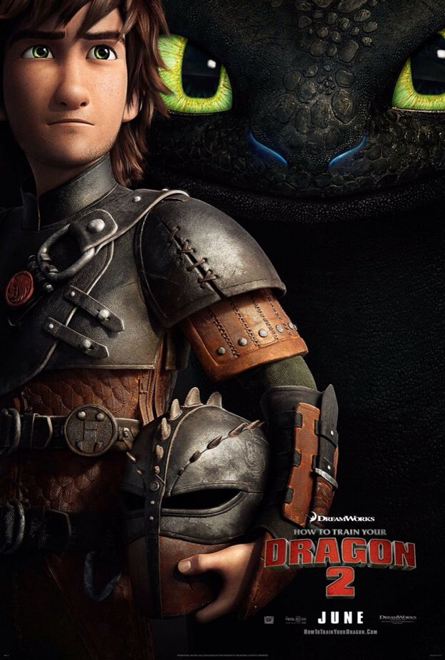 How To Train Your Dragon 2 | #movies #posters #httyd2