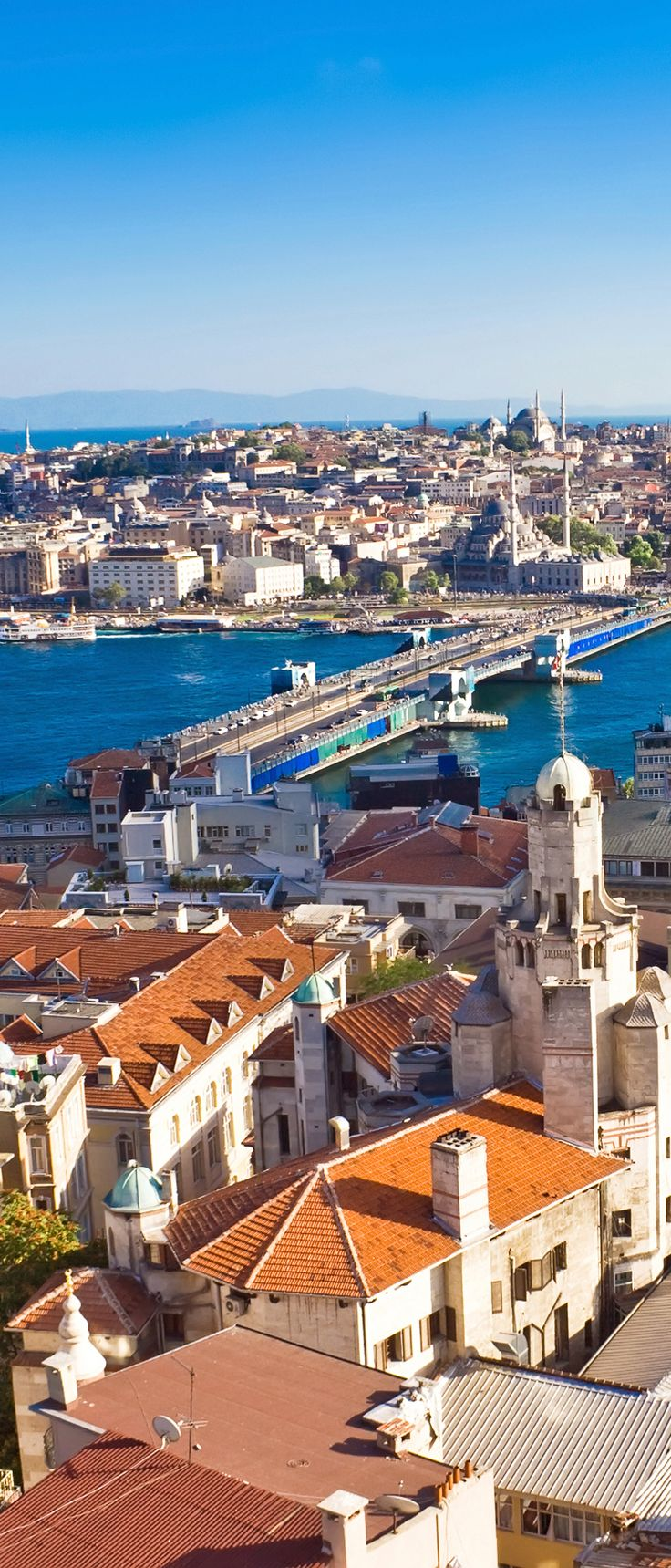 Life in the city: Istanbul, Turkey http://exploretraveler.com