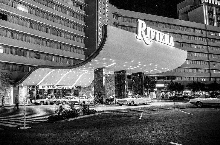 The Riviera Hotel in Las Vegas (1969)