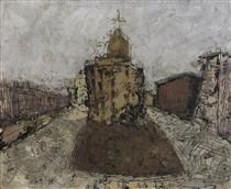 Naples, Church, William Congdon