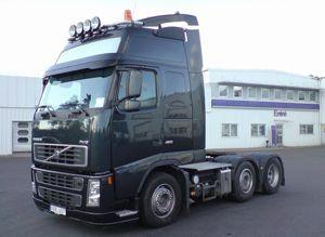 Begagnade Volvo lastbilar. Used Volvo trucks.