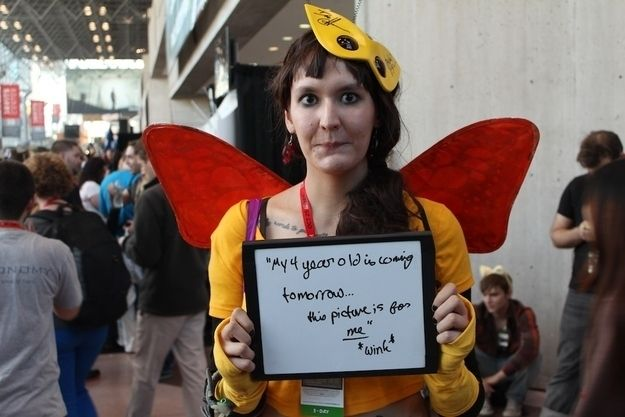 What's The Creepiest Thing Anyone's Said To You While Cosplaying? | Our 13 Favorite BuzzFeed Geeky Posts Of 2013