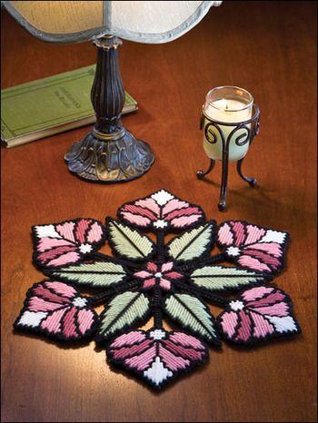 Decorative Doilies - Plastic Canvas Patterns
