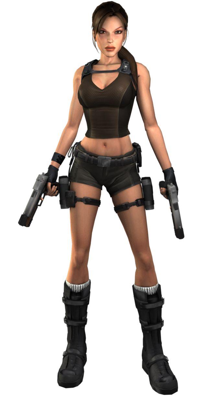 Lara Croft, Tomb Raider Underworld