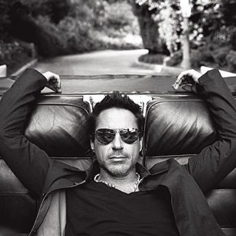 """Robert Downey Jr. He has been on my """"To Do"""" list for many years....Iron Man happened and he jumped to priority #1. YUMMMM"""