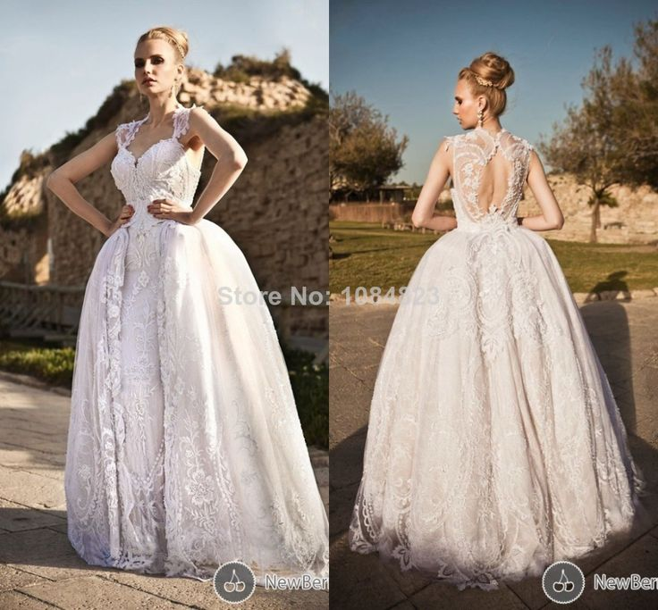 277 best COUTURE BRIDAL GOWNS images on Pinterest | Wedding frocks ...