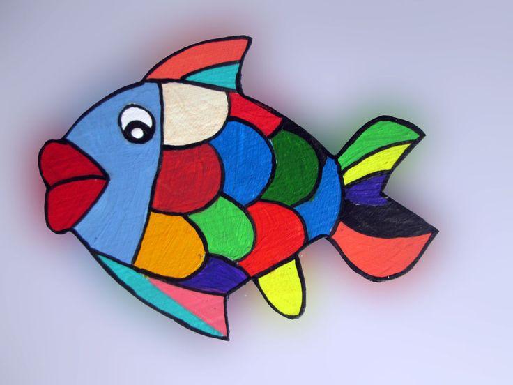 Imãs de geladeira - Peixes 035 / Magnets - Fishes 035