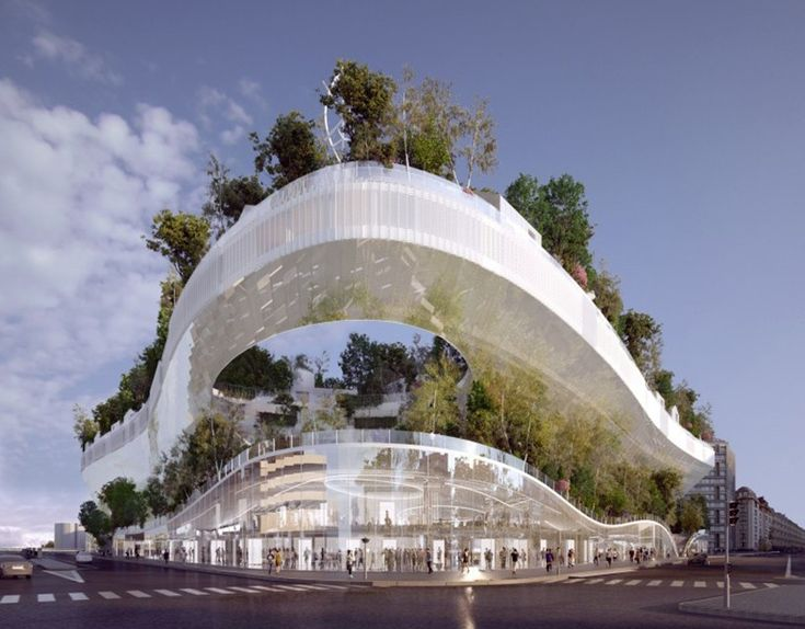 david chipperfield and sou fujimoto among 23 architects chosen to 'reinvent' paris