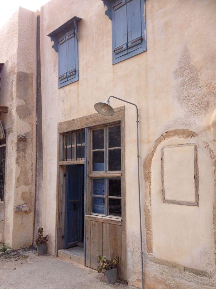 Renovated shop