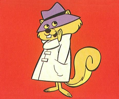 Secret Squirrel (Hanna-Barbera)