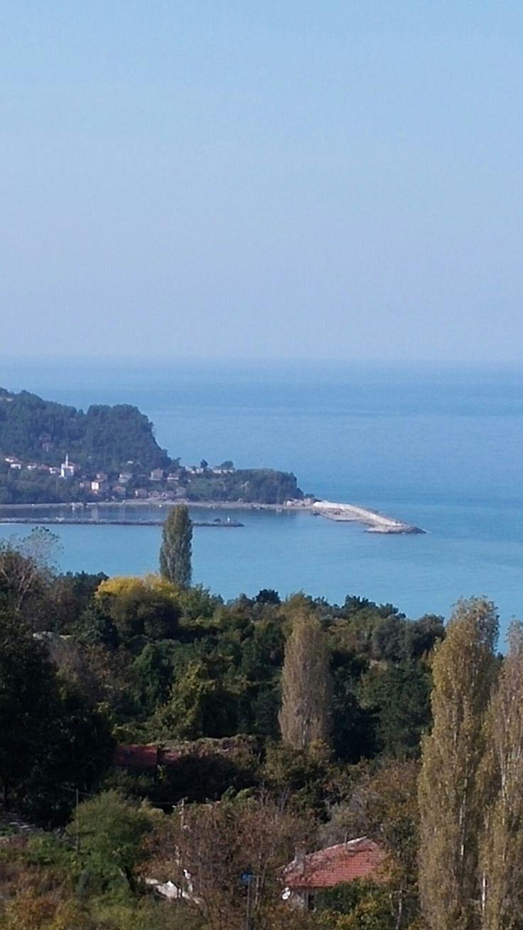 Çatalzeytin-Ginolu Limanı