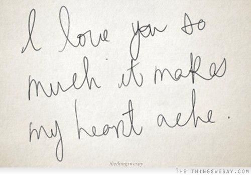 Best 25+ Heart Aches Ideas On Pinterest