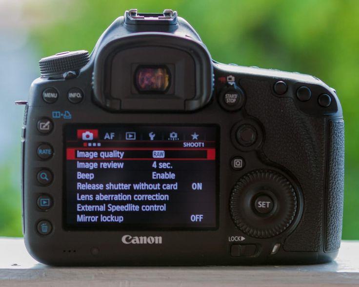 RAW format - Fotografera i RAW