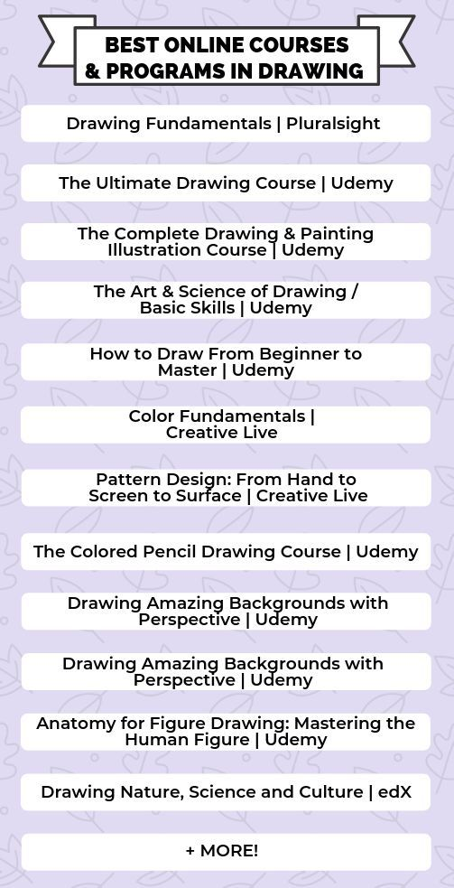 Best Online Drawing Classes And Programs Online Drawing Online