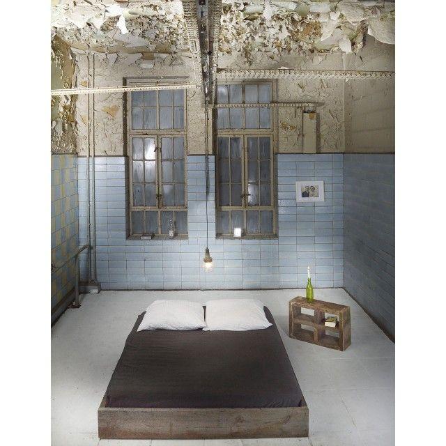 Die besten 25+ Boden bettrahmen Ideen auf Pinterest Bodenbetten - schlafzimmer mit amp uuml berbau neu