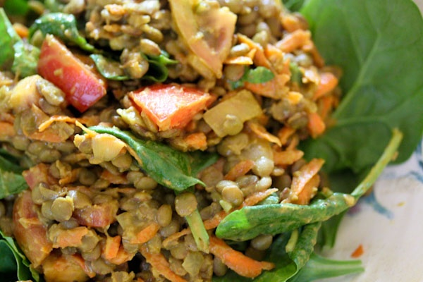 Quick Curried Lentils | Food. | Pinterest | Lentils