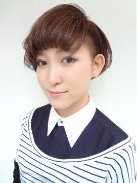 マッシュ・ショート★女性のブロックヘア参考一覧です♡