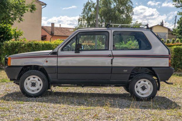 1985 Fiat Panda 4 4 Steyr Puch Auto Da Corsa Auto 4x4