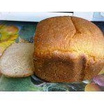 Хлеб ржано-пшеничный на молочной сыворотке - кулинарный рецепт