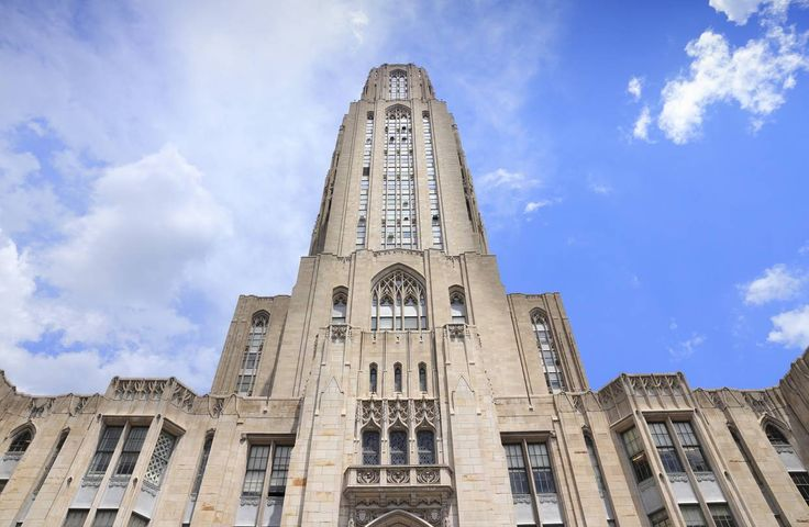 The University of Pittsburgh is the top public college in the Northeast in the WSJ/THE...