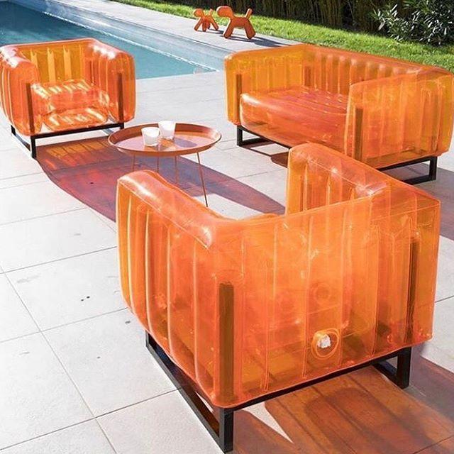 Fauteuil Yomi Tpu Eko Vente En Ligne De Mobilier Luminaire Et Decoration Design Pour Vos Interieurs En 2020 Fauteuil Bulle Decoration Design Fauteuil