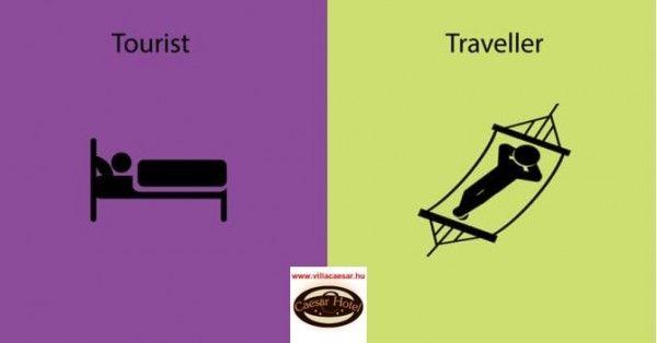 Ön minek tartja magát, ha az utazásról van szó ? #Turistának vagy esetleg utazónak ? Írásunkból megtudhatja, Ön melyik csoportba tartozik
