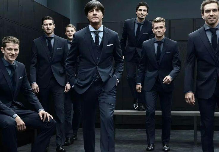 Team Allemagne Hugo Boss