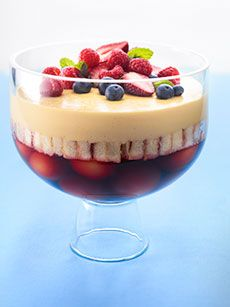 Classic Trifle  Aeroplane Jelly And Pinterest