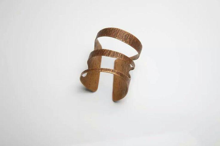 aronn#jewelry#art#brass#bracelet#aron nagybaczoni#