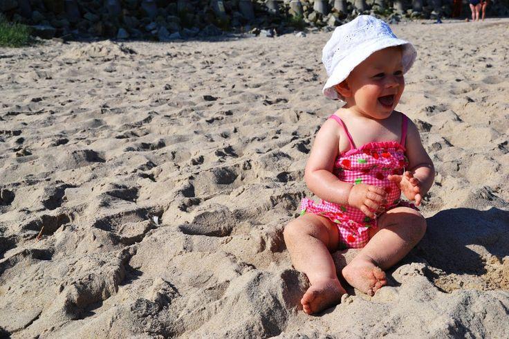 Co zabrać na wakacje nad morzem? - Na macierzynskim