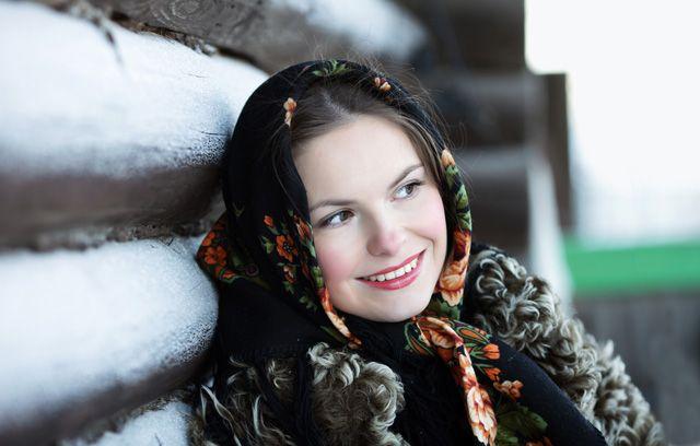 Женские образы России — Фотогалерея православного журнала «Славянка»