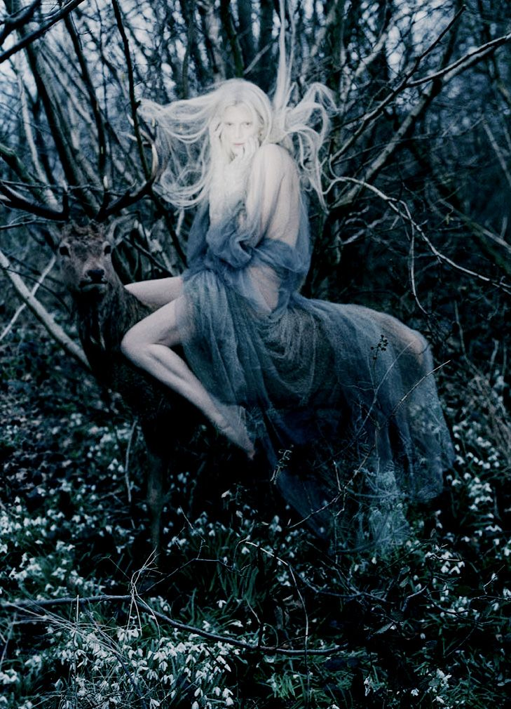 Photography by Tim Walker.