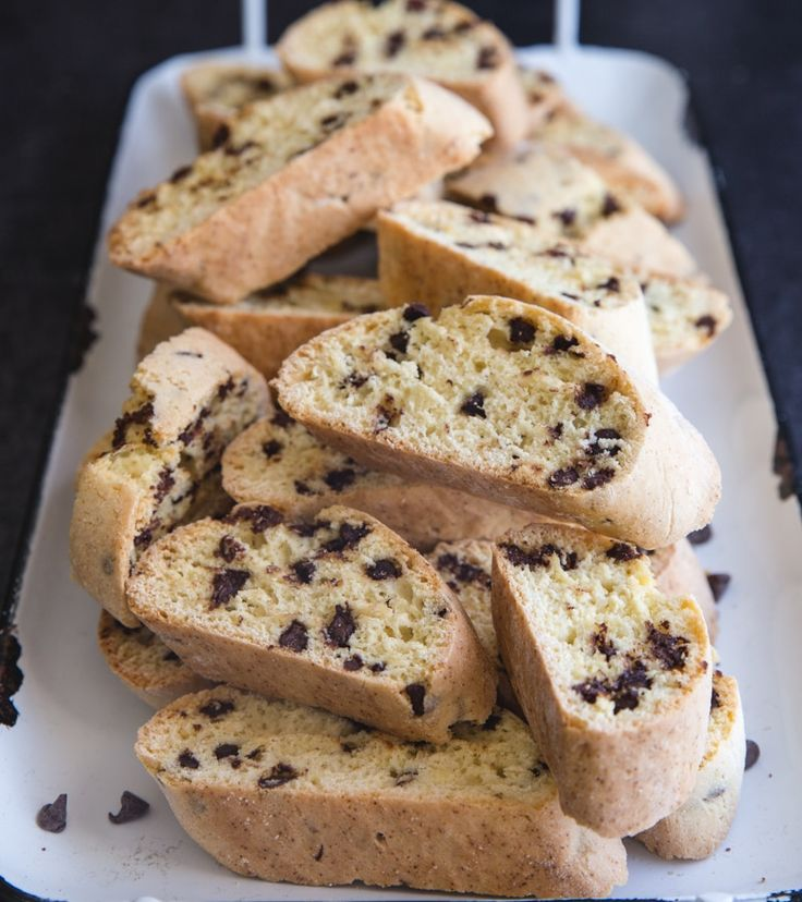 Traditional Italian Biscotti these double baked crunchy ...