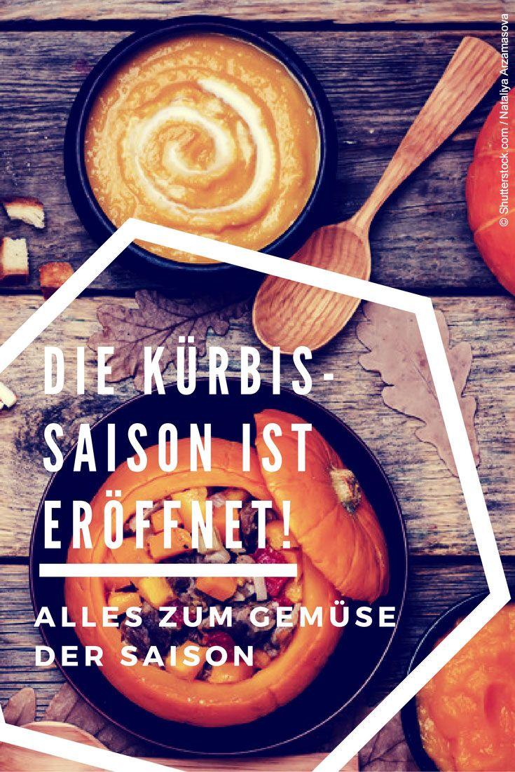 Kürbis ist das Gemüse der Saison. Hier finden Sie Tipps zu Einkauf und Lagerung plus leckere Rezepte.