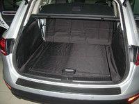 Чехол багажника Maxi для автомобилей Volkswagen Touareg цвет чёрный TP-VW1TU-MAXI-BL