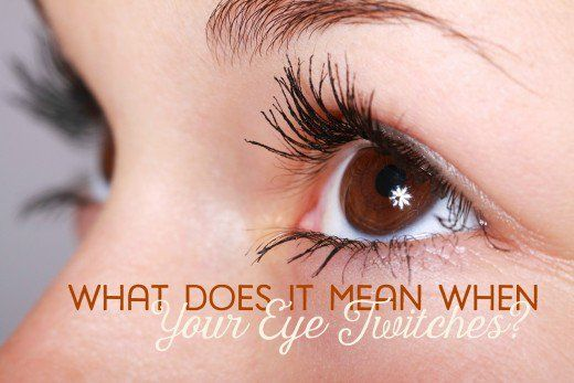 What does it mean when your left  or right eye twitches? Superstitions from around the world differ greatly. Or is it due to lack of sleep. You be the judge.