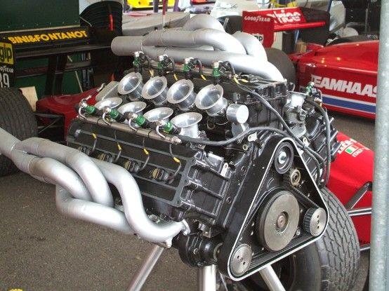 W12 Formula 1 Engine