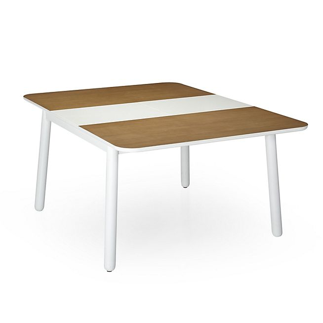 17 meilleures id es propos de table ronde extensible sur for Table extensible rallonge integree