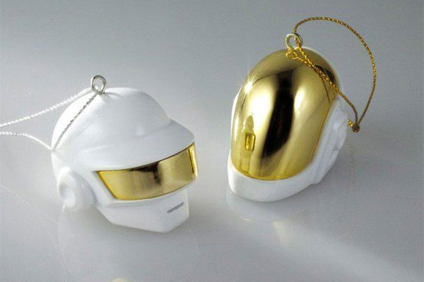 Let Daft Punk Get You Into the Christmas Spirit