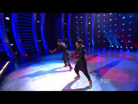 Dancers: Ashley Galvan & Dominic Sandoval (All Star) Song: How Low-Ludacris