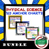 Physical Science 185 Anchor Charts BUNDLE