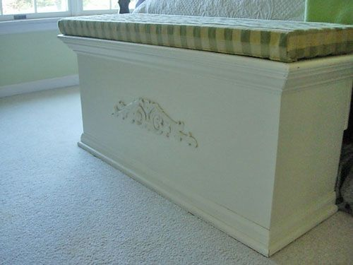 Best 25+ Bedroom benches ideas on Pinterest | Diy bench, Bed bench ...