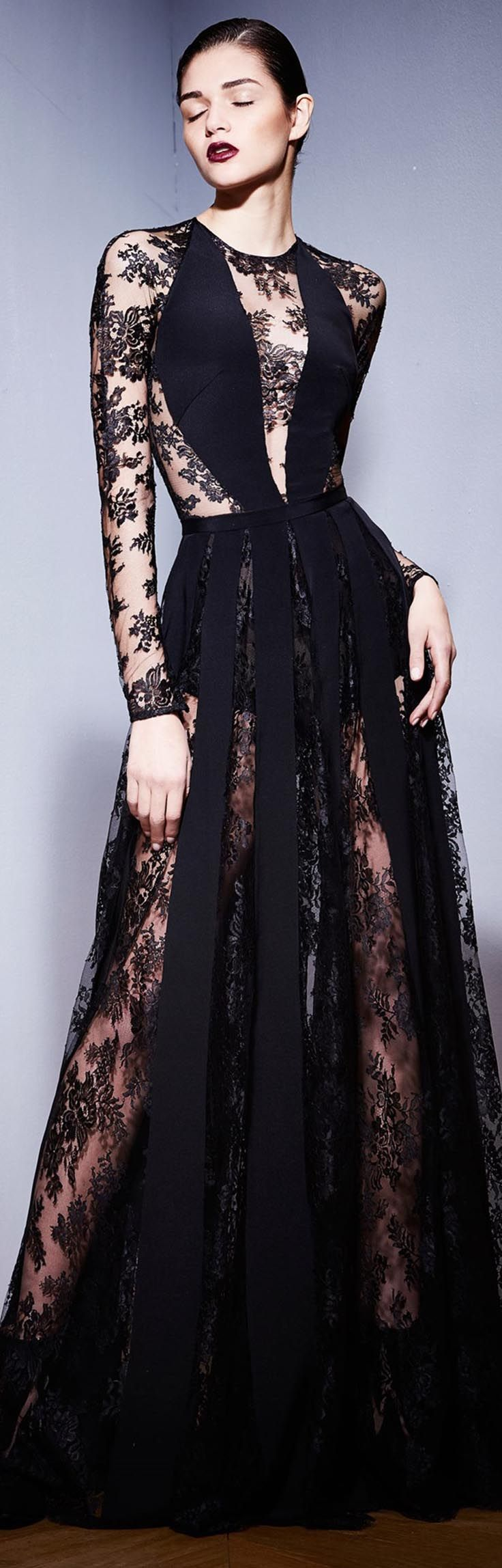 Zuhair Murad 2015 Latest Fall Winter                                                                                                                                                                                 More