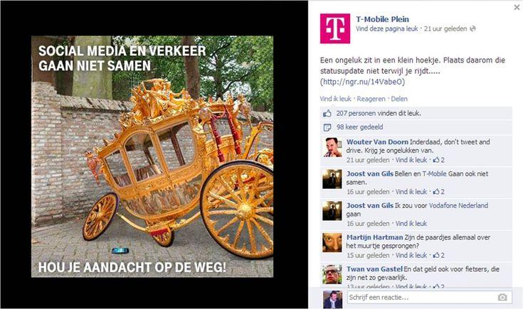 Inhaker Prinsjesdag 2013 T-Mobile