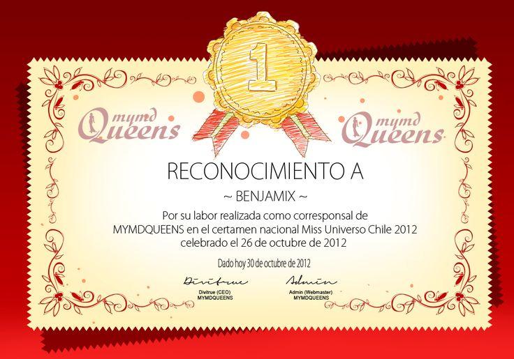 Pin Certificado De Agradecimiento La Cámara Comercio China En Los ...
